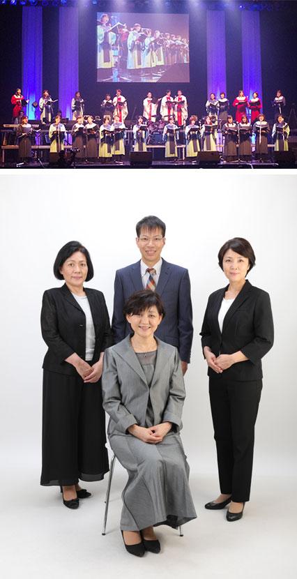 活動メンバーの写真